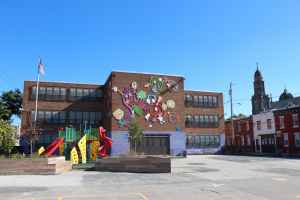A potential asset for young parents, Chester A. Arthur School, 20th and Catharine | Photo: David Feldman