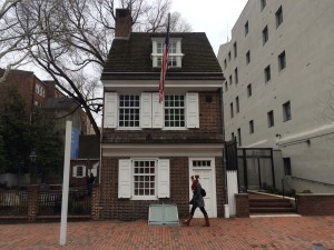 Betsy Ross House | Photo: Nathaniel Popkin
