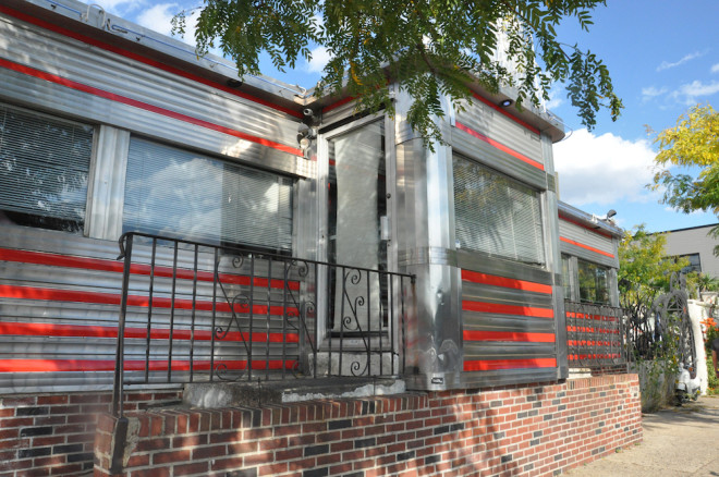 The Silk City Diner exemplifies the vintage diner that has successfully adapted to contemporary tastes all while retaining its original charms. Photo: Randy Garbin