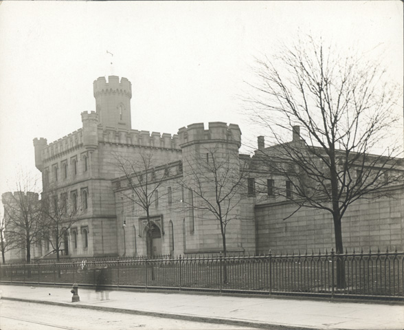 | Photo courtesy of the George Mark Wilson Photograph Collection, Library Company of Philadelphia