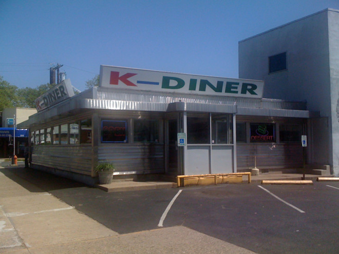 Formerly known as Mil-Lee's Luv-Inn Diner, the K Diner on Rising Sun features Korean Specialties as well as a good American-style breakfast. | Photo: Randy Garbin