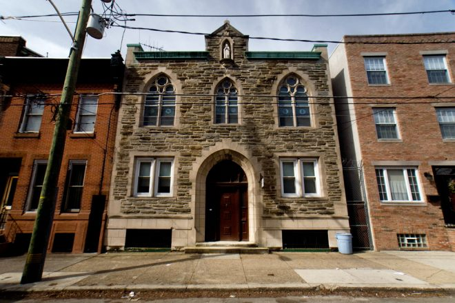 Holy Name Convent, 1420 East Susquehanna St., Peter Getz architect