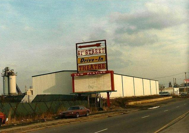 61st Street Drive-In was late to the party, but it still had a decent, 20-year run. It opened in 1963 and closed in 1983. It has since been demolished | Photo courtesy of CinemaTreasures.org