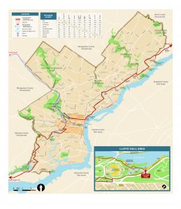 East Coast Greenway graphic