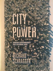 City Power: Urban Governance in a Global Age (Oxford University Press, 2016)