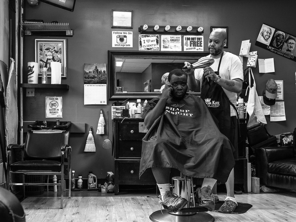 Barber Shop Philadelphia : ... Shave: Inside Philly?s Black Barbershops Hidden City Philadelphia