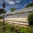 Greenhouse, restored 2000-02