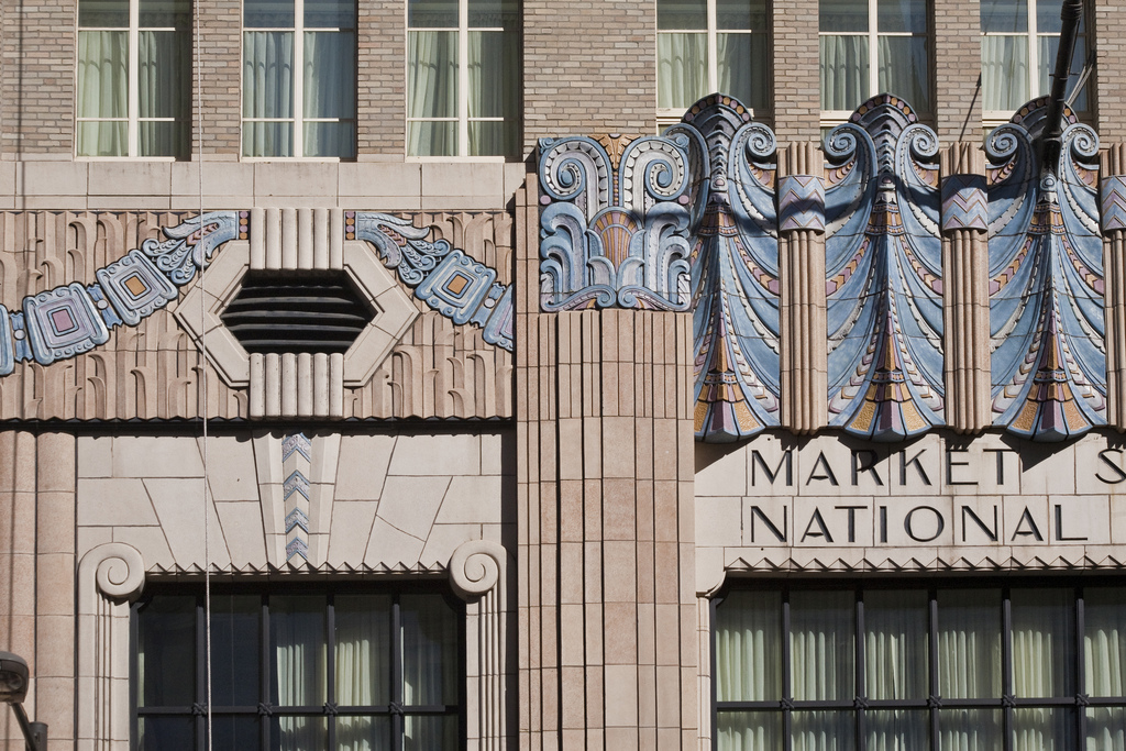 Deco city one of the best hidden city philadelphia for Art deco building materials