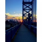 gratefultographer | Ben Franklin Bridge 2