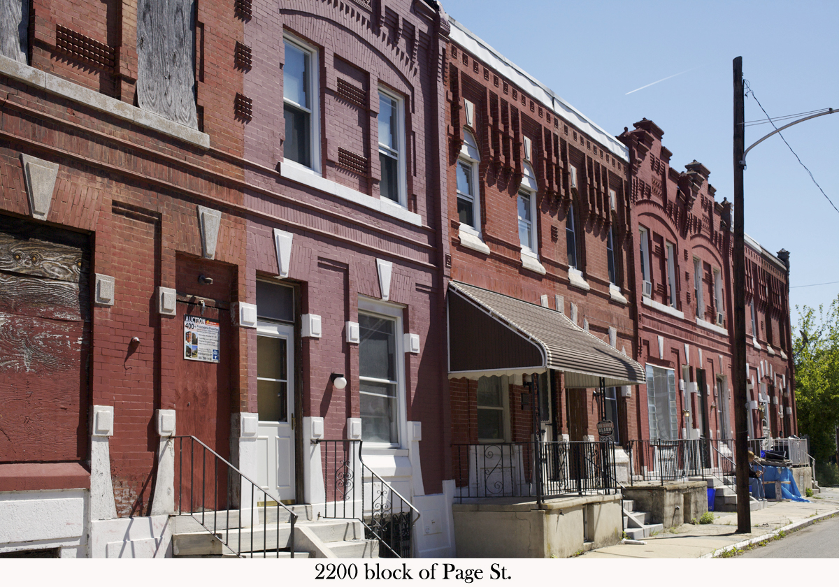 Divine Lorraine Architect's Forgotten North Philly Rowhouses