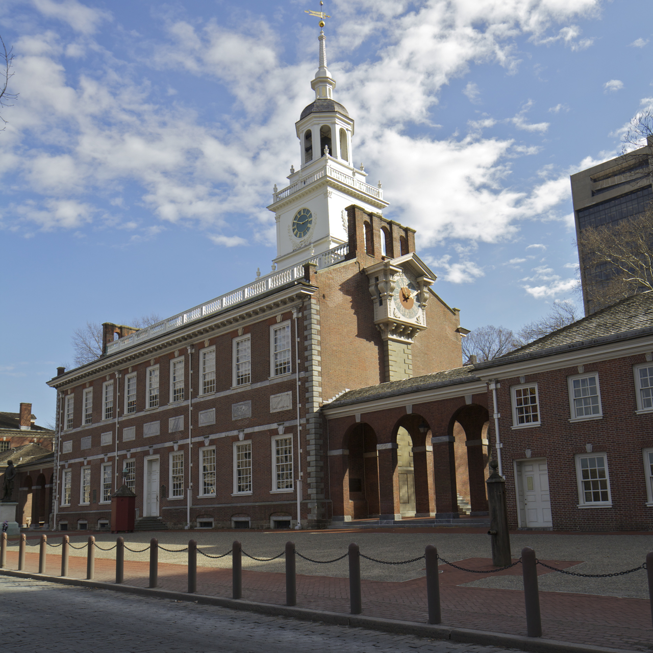 picture of independence hall independence gall hidden city philadelphia 8326