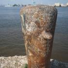 Pier 68 remnants