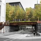 13th Street overpass