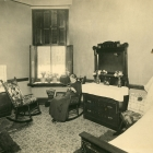 Resident in room circa late 1800's