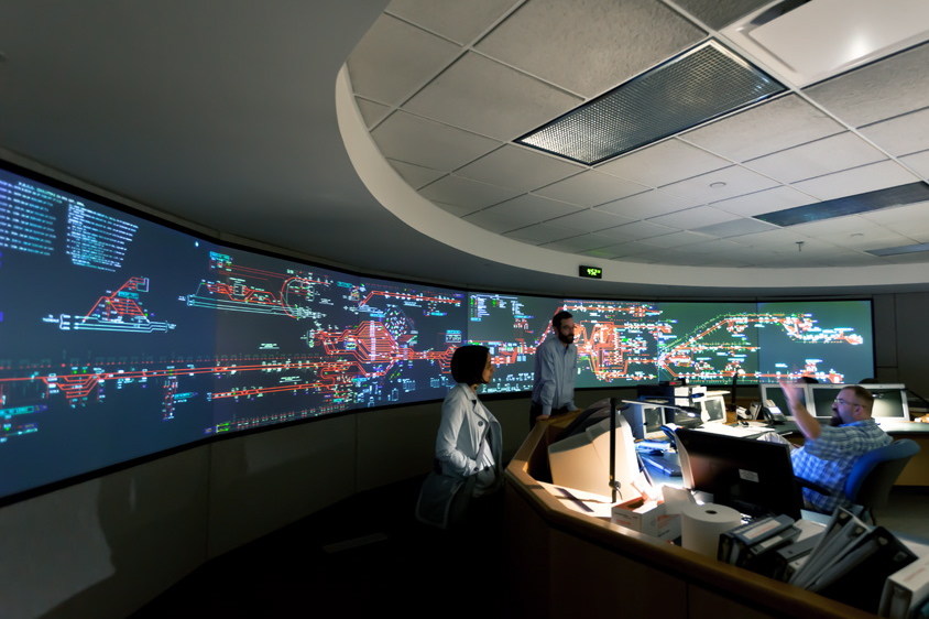 Room S Control Systems
