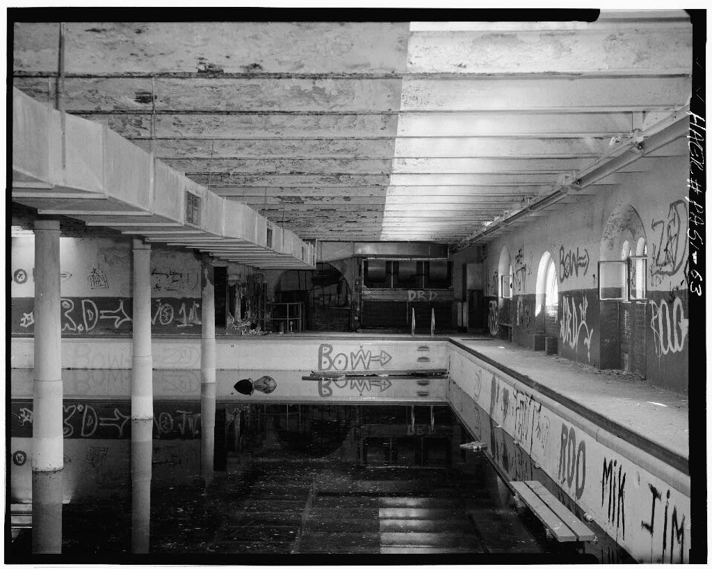 Hidden city philadelphia dossier kelly natatorium for Swimming pools in philadelphia pa