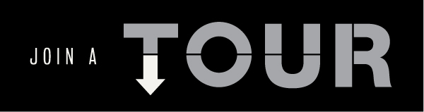 Hidden City Tour Banner