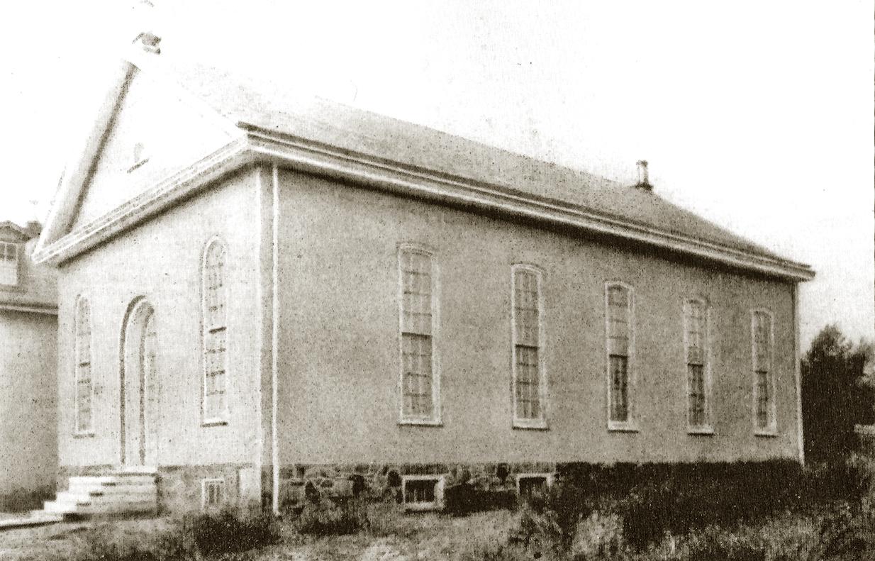 Once A Church Of The Brethren Hidden City Philadelphia