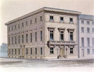 Athenaeum, image courtesy of the Athenaeum
