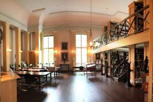 Busch Room, Athenaeum photo: Lauren Drapala