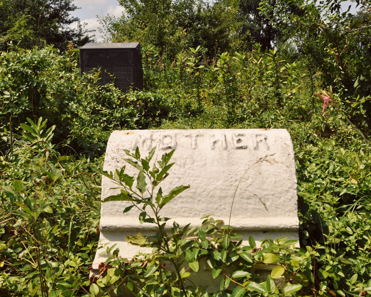 Death and Life at Mount Moriah Cemetery