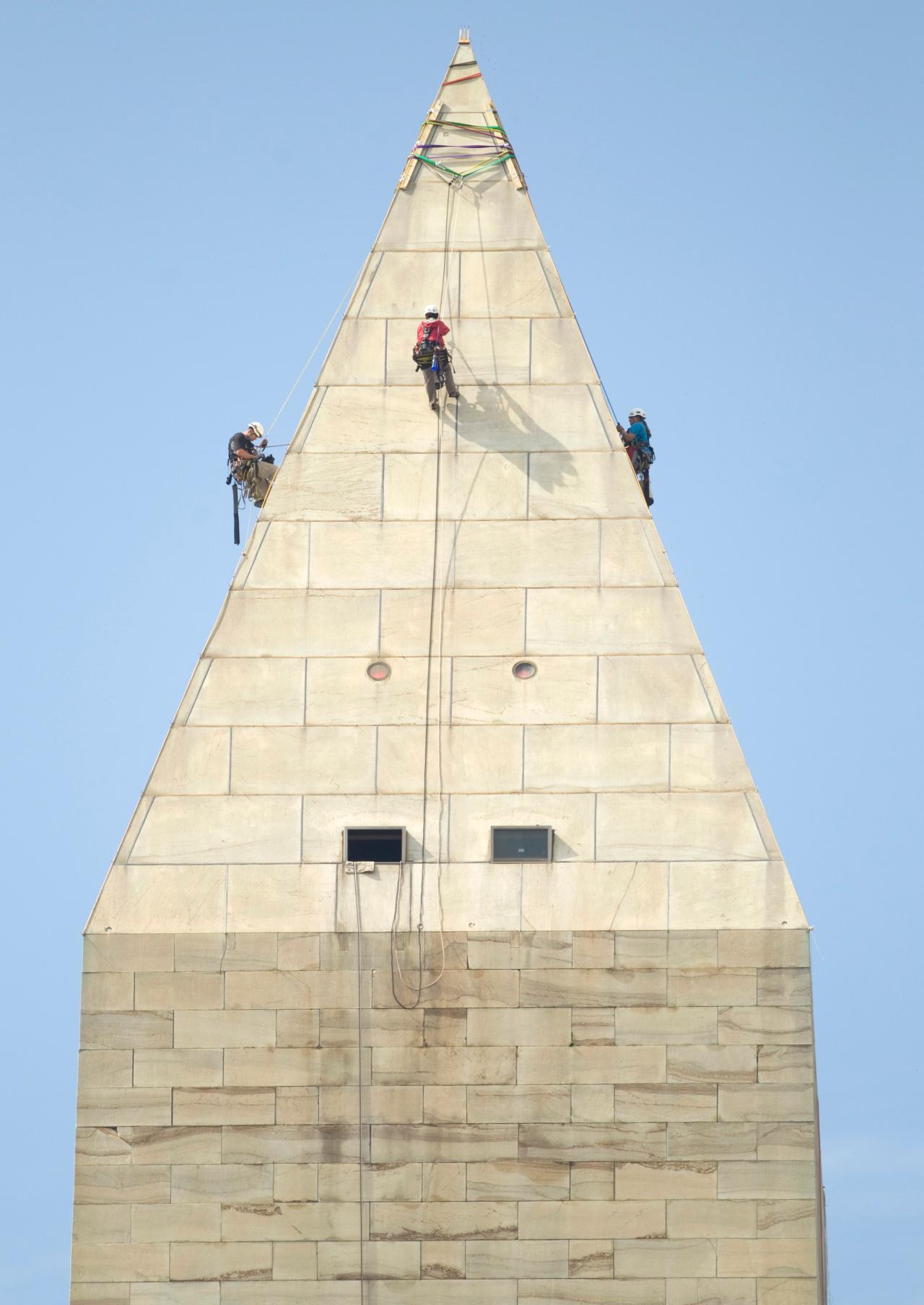 Washington's Monumental Secret