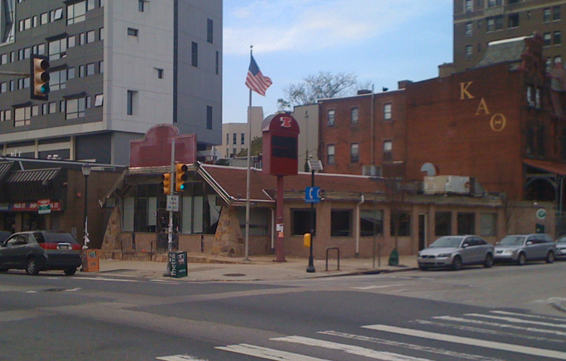 Philly Diner Is No More