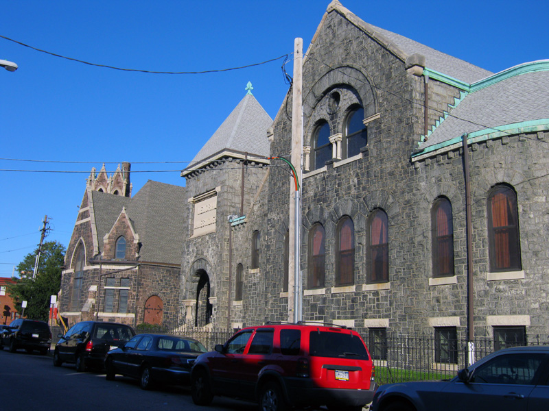 On the Market: Another Great Stone Church