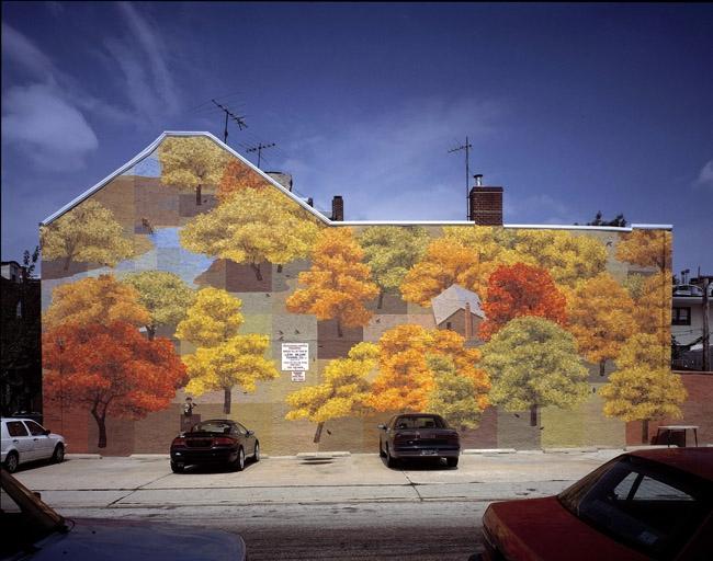 Mural Fight