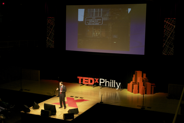 TEDxPhilly: A Chemical Reaction
