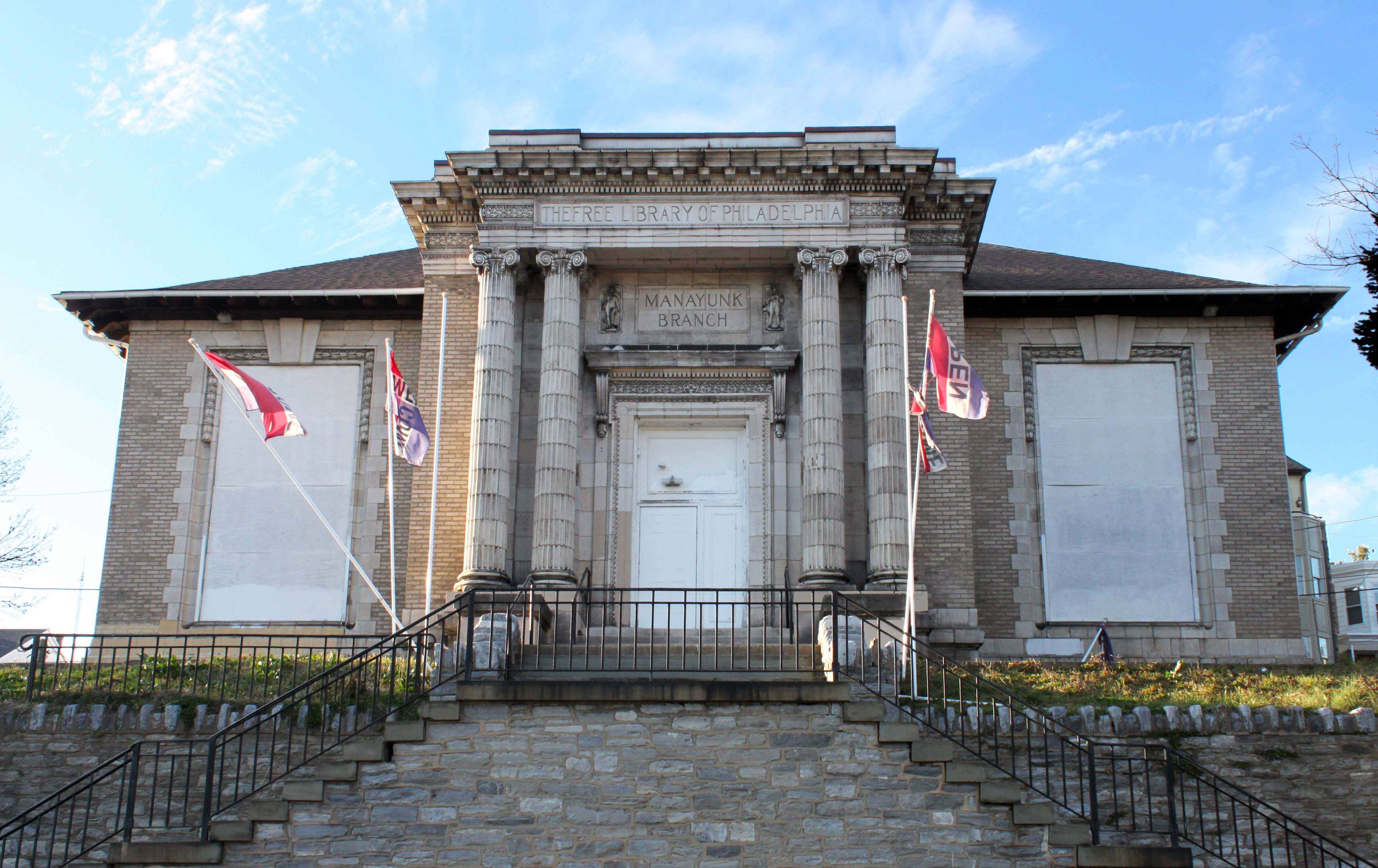 Plans for Manayunk's Gleaming Beaux Arts Library Moving Ahead