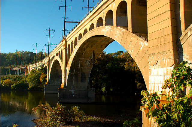 Lower Merion To Assist In Funding Manayunk Bridge Trail