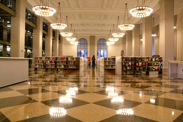Philbrick Hall Reopens At The Free Library Hidden City