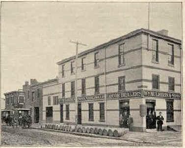 Former Distillery For Sale