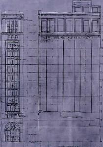Party wall like a rockstar hidden city philadelphia the blueprints drawn by a j sauer source athenaeum of philadelphia malvernweather Choice Image