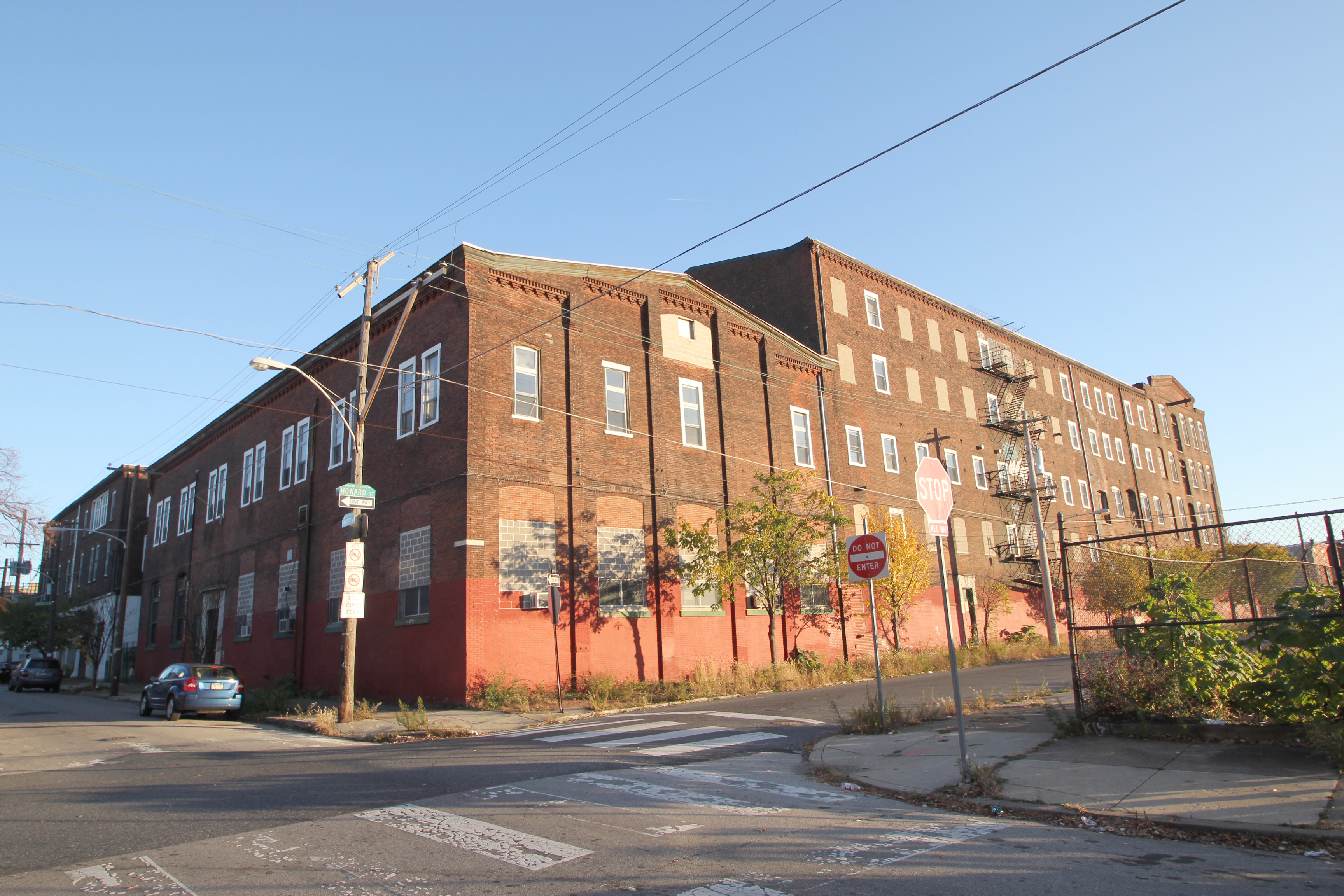 Incentives Coming For Renovating Kensington Mills