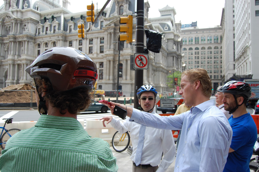ThinkBike: Dutch Bike Planning Comes To Philly