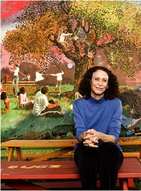 Mural Arts' Jane Golden Adapts To Spate Of Threatened Murals
