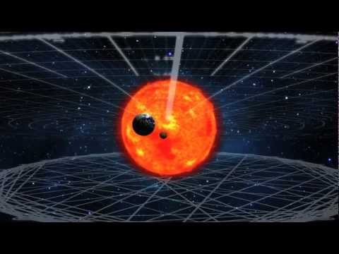 The Transit Of Venus Starts Here