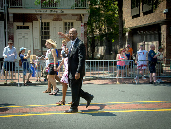 Scenes From The 2012 Independence Day Parade In Old City
