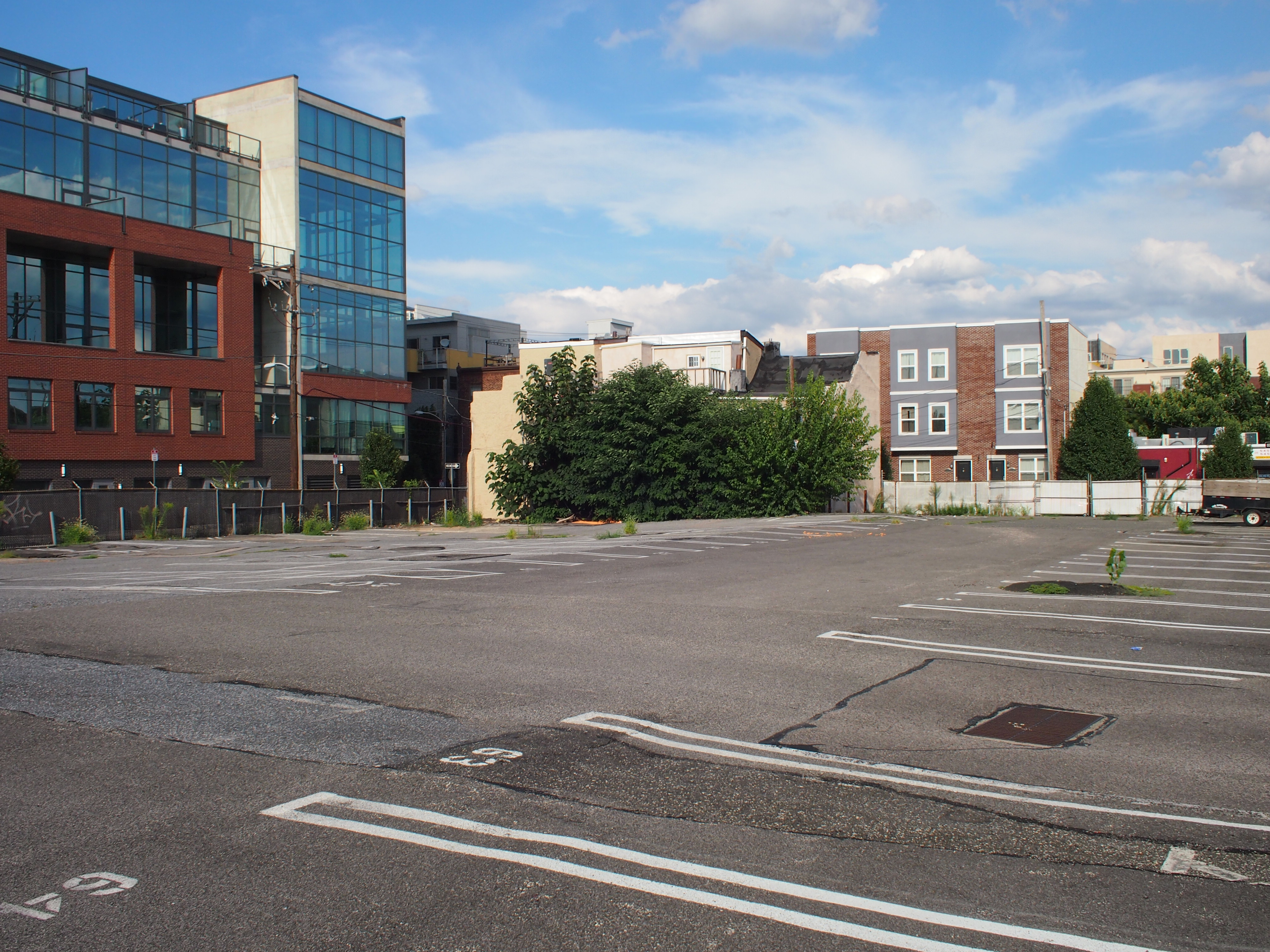 Large Lot Near Broad & Bainbridge To Be Mixed Use Residential-Retail
