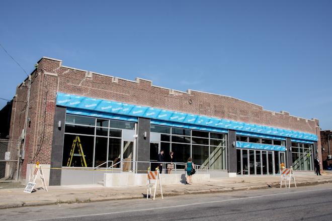 We Go Inside West Philly's New Hamilton Center For Culinary Enterprises