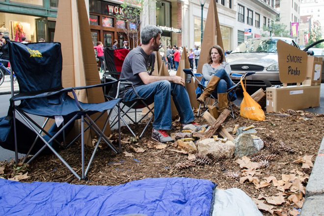 Greetings From…Park(ing) Day 2012…Wish You Were Here