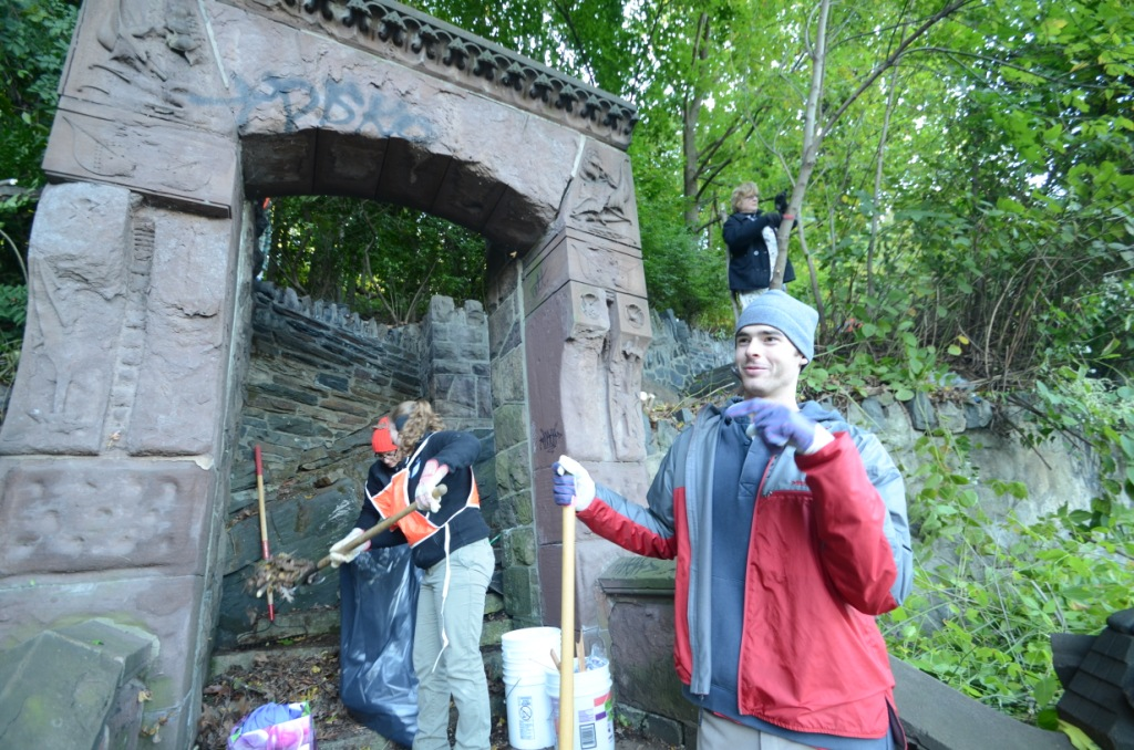 Forgotten Furness Arch Uncovered, Restoration Process Begins