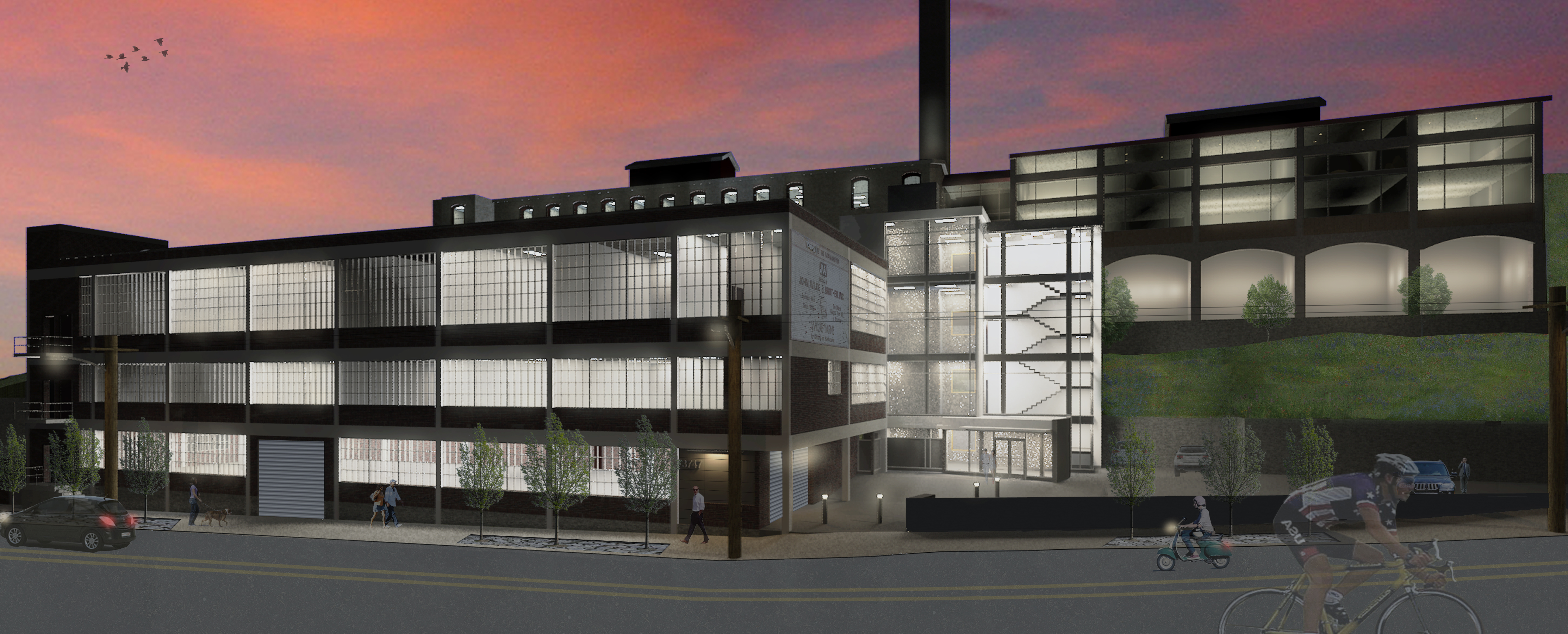 New Life Looming For Manayunk Yarn Mill