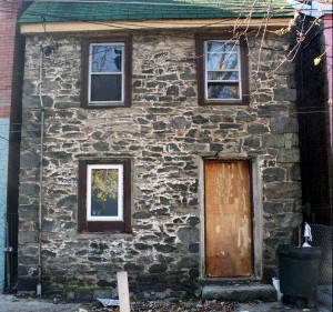 Worrell-Winter House, 1548 Adams Avenue | Photo: Historical Society of Frankford
