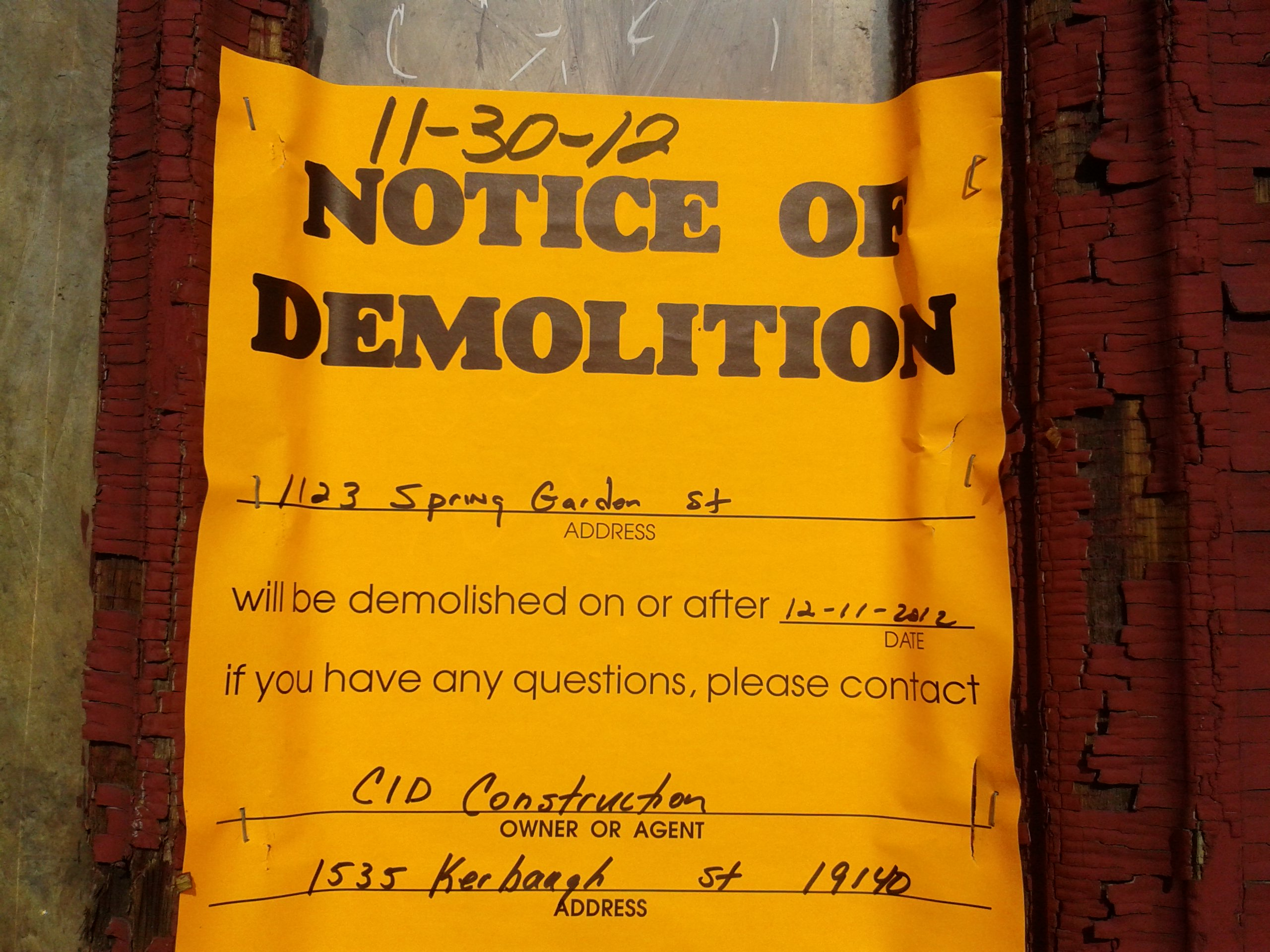 Demolition Contracted For Church Of The Assumption (Updated)