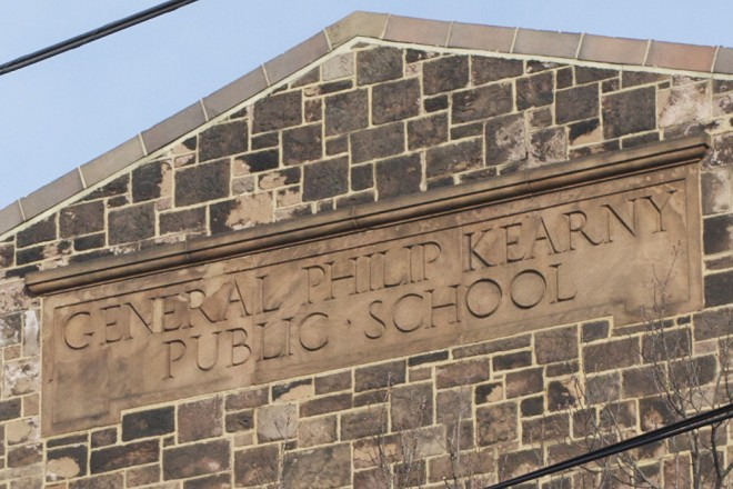 Kearny Elementary School, 6th and Fairmount