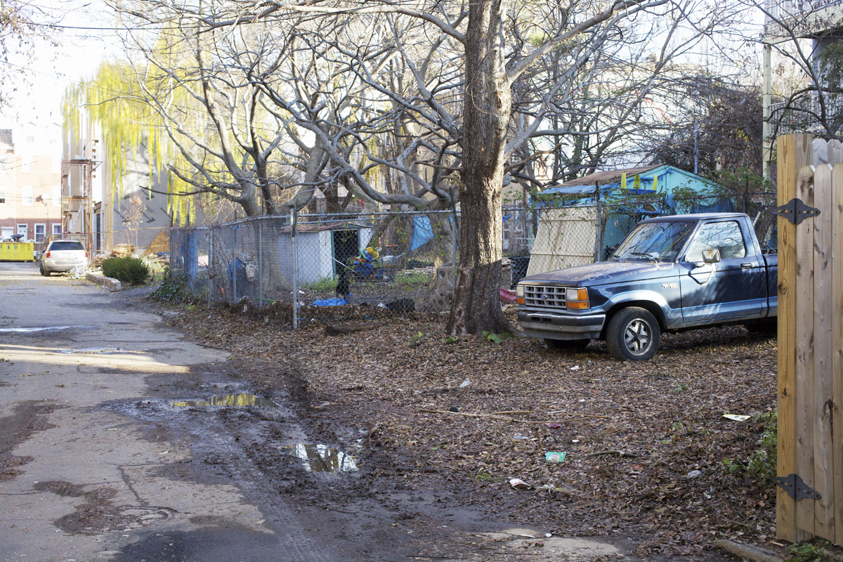 In Fairmount, Neighbors Balk At City Enforcement Of Ancient Property Lines