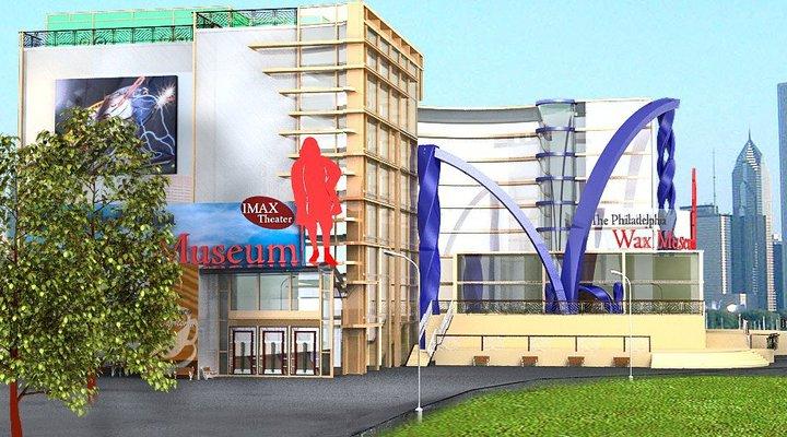 Wax Museum rendering